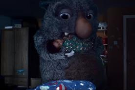Moz the Monster was the 2017 John Lewis Christmas ad