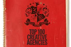 Top 100 creative agencies