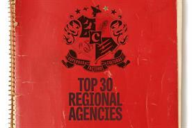 Top 30 regional agencies