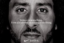 Nike's 'Dream crazy' director on giving Colin Kaepernick a voice