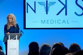 Leah Totton: Apprentice winner introduces Niks