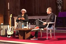 The Hitmaker, Nile Rodgers and Spotify's Rob Fitzpatrick: in conversation at Advertising Week