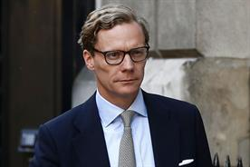 Alexander Nix withdraws from Cannes Lions line-up