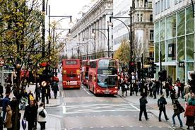 The high street thrives through experiential retail