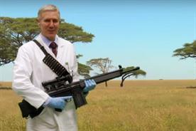 Paddy Power: guns and rugger