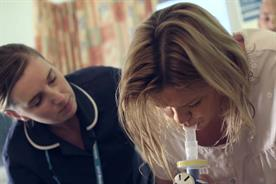 Pampers pays tribute to midwives in Christmas spot