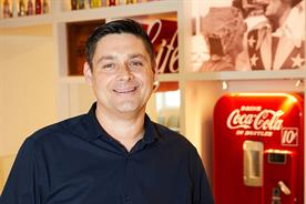Coca-Cola appoints new GB marketing director