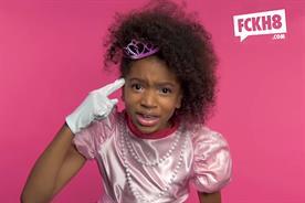 FCKH8: film features little girls swearing
