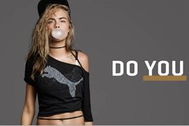 Puma launches experiential hub as part of 'Do You' campaign
