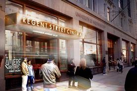 Regent Street Cinema is one of five new London venue openings in 2015
