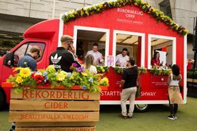 In pictures: Rekorderlig's 'Beautifully Swedish' roadshow
