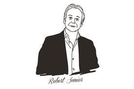 Robert Senior: the worldwide chief executive at Saatchi & Saatchi