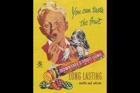 Rowntree: old ad