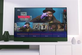 Sky Glass: will be offered to consumers with a monthly payment option (Picture: Sky)