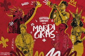 Southern Comfort hosts at-home festival for Mardi Gras