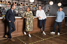'We are best as outsiders': Saatchi & Saatchi's plan to open up the industry