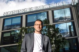 Sam Hawkey named CEO of Saatchi & Saatchi London