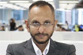 Sanjay Nazerali: the chief strategy officer at Carat Global