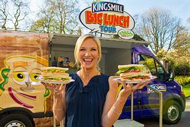 Kingsmill Big Lunch Tour, delivered by agency Sense