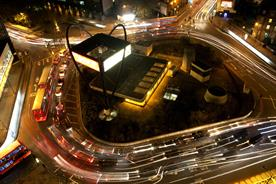 The silicon roundabout: home of start-ups in London