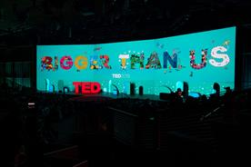 Brave ideas win: what I've learned from 10 years at TED