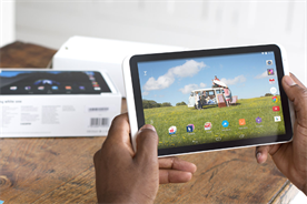 Tesco: unveils the Hudl2 tablet