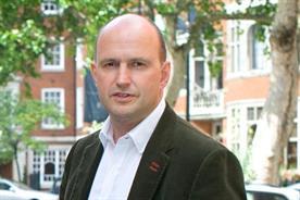 Tom Knox: replaces Ian Priest as IPA president