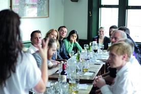 TableCrowd is now hosting around 15-20 dinners a month in London