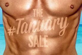 Virgin Holidays #Tanuary ads slammed as 'irresponsible'