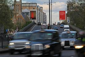 Two Towers West: Ocean Outdoor links with Tate Britain for digital campaign