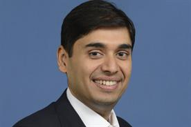 Naveen Tewari: founder and chief executive of InMobi