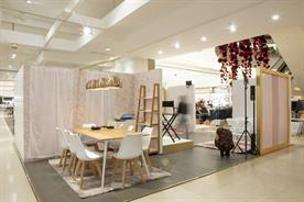 Selfridges marks Beauty Hall reopening with 'Social Studio' pop-up