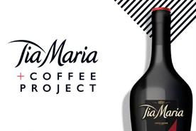 Tia Maria launches coffee cocktail experiential