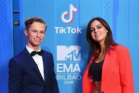 MTV EMAs offer showcase for social media insurgent TikTok