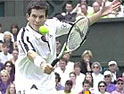 Henman: hurting the ITV audience