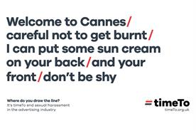 TimeTo calls out 'appalling behaviour' in Cannes
