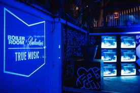 Ballantine's launches music tour in partnership with Boiler Room