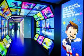 Space recently activated the Uefa Euro 2016 Trophy Tour experience