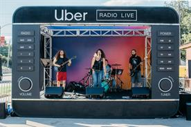 How Uber gave the stage to musicians