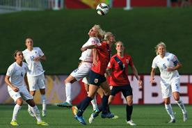 Uefa in women's football push
