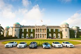 BMW and Goodwood: launch of Ultimate Driving