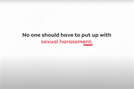 TimeTo training: one simple and effective way to tackle sexual harassment