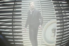 Teleporter: a man discovers his late uncle's invention in a TV ad for the new VW Golf GTE