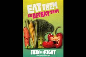 Channel 4 and Sky join £10m return of Veg Power campaign