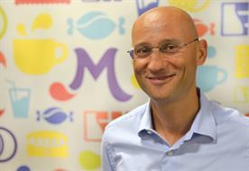 Francesco Vitrano, Mondelez International