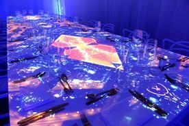 Event TV: 3D projection launch of W Dubai