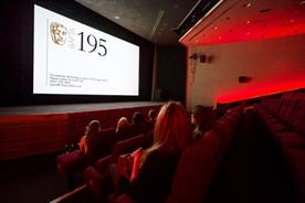 Guests in Bafta 195 Piccadilly's Princess Anne Theatre