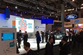 Ford's presence at Mobile World Congress 2015