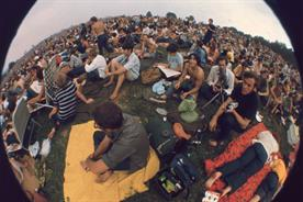 The original Woodstock: Bethel Woods (credit Getty Images)
