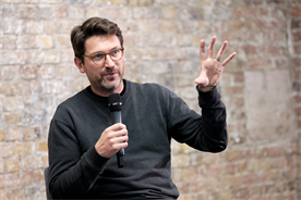 Why WeTransfer's co-founder wants us to get off the Internet (a bit)